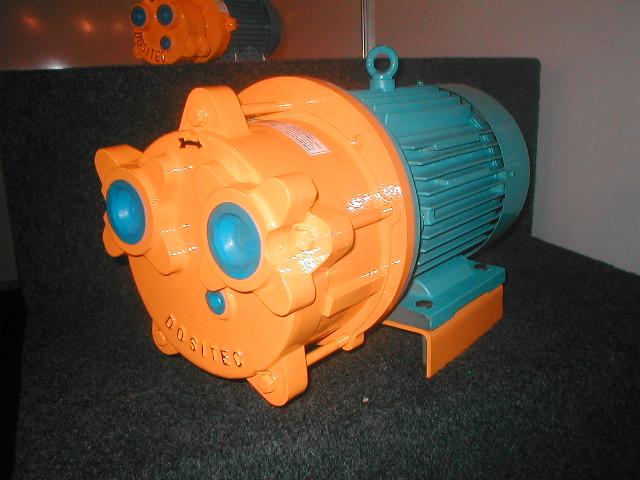 Fabricação de bomba de vácuo