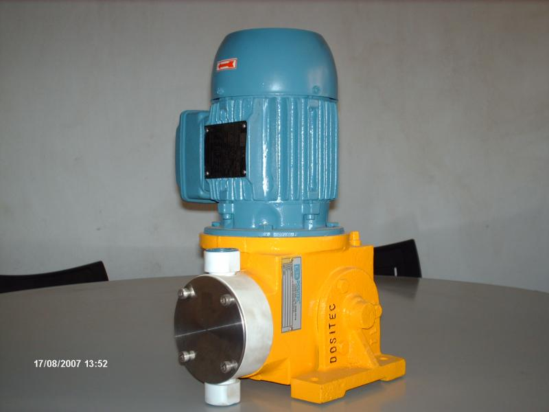 Fabricantes de bombas dosadoras de pistão