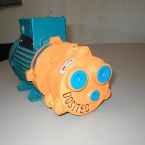 Fabricação bomba de vácuo industrial